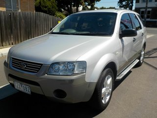 2005 Ford Territory SY TS (RWD) Silver 4 Speed Auto Seq Sportshift Wagon
