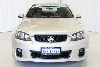 2013 Holden Commodore VE II MY12.5 SV6 Z Series Silver 6 Speed Sports Automatic Sedan
