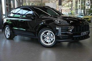 2020 Porsche Macan 95B MY20 PDK AWD Black 7 Speed Sports Automatic Dual Clutch Wagon.