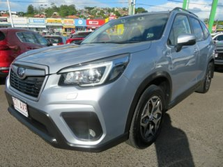 2020 Subaru Forester S5 MY20 2.5i CVT AWD Silver 7 Speed Constant Variable Wagon