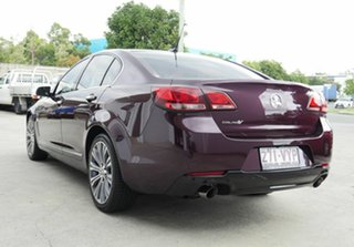 2015 Holden Calais VF II MY16 V Purple 6 Speed Sports Automatic Sedan