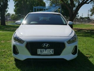 2018 Hyundai i30 PD2 Update Active White 6 Speed Auto Sequential Hatchback.