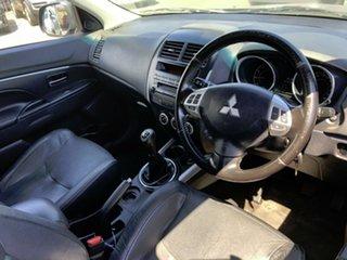 2011 Mitsubishi ASX XA (2WD) 5 Speed Manual Wagon