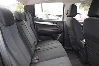 2015 Isuzu D-MAX MY15 LS-U Crew Cab 4x2 High Ride Red 5 Speed Sports Automatic Utility