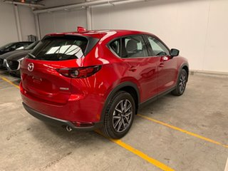 2020 Mazda CX-5 KF4WLA GT SKYACTIV-Drive i-ACTIV AWD Soul Red Crystal 6 Speed Sports Automatic Wagon