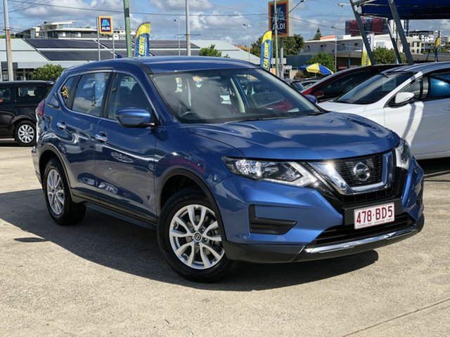 Used Nissan X-Trail T32 Series II ST X-tronic 4WD Chermside, 2019 Nissan X-Trail T32 Series II ST X-tronic 4WD Blue 7 Speed Constant Variable Wagon