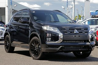 2020 Mitsubishi ASX XD MY21 GSR 2WD Black 6 Speed Constant Variable Wagon