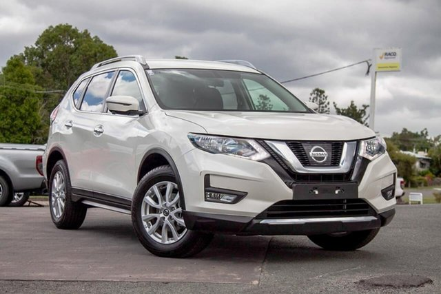 Used Nissan X-Trail T32 Series II ST-L X-tronic 4WD Gympie, 2020 Nissan X-Trail T32 Series II ST-L X-tronic 4WD Ivory Pearl 7 Speed Constant Variable Wagon