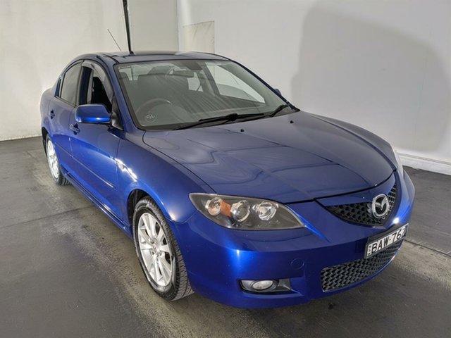 Used Mazda 3 BK10F2 Maxx Sport Maryville, 2006 Mazda 3 BK10F2 Maxx Sport Blue 4 Speed Sports Automatic Sedan