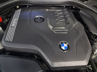 2020 BMW 5 Series G30 520i Steptronic Luxury Line White 8 Speed Sports Automatic Sedan