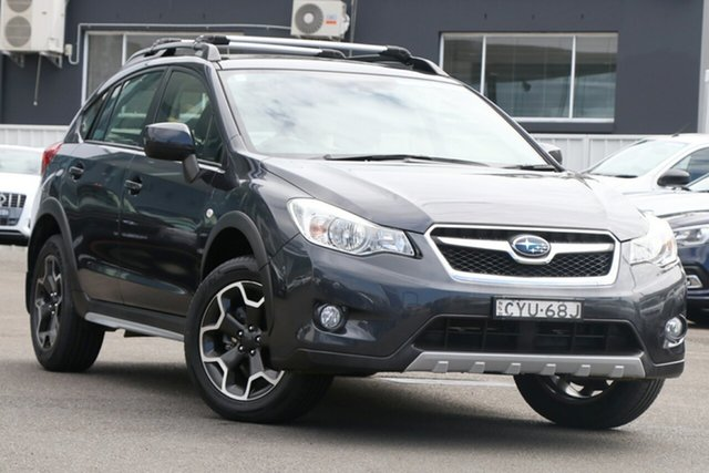 Pre-Owned Subaru XV G4X MY14 2.0i Lineartronic AWD Brookvale, 2014 Subaru XV G4X MY14 2.0i Lineartronic AWD Grey 6 Speed Constant Variable Wagon