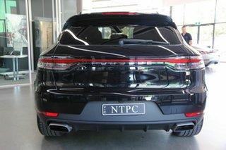 2020 Porsche Macan 95B MY20 PDK AWD Black 7 Speed Sports Automatic Dual Clutch Wagon