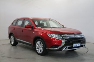 2019 Mitsubishi Outlander ZL MY19 ES 2WD Red Diamond 6 Speed Constant Variable Wagon