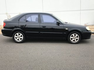 2004 Hyundai Accent LC MY04 GL 5 Speed Manual Hatchback.