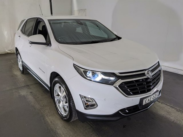 Used Holden Equinox EQ MY18 LT FWD Maryville, 2017 Holden Equinox EQ MY18 LT FWD White 9 Speed Sports Automatic Wagon