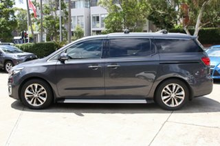 2016 Kia Carnival YP MY16 Update Platinum Silver Sky 6 Speed Automatic Wagon
