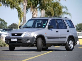2001 Honda CR-V Classic Silver Automatic Wagon