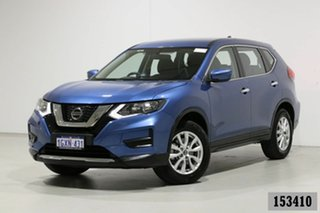 2019 Nissan X-Trail T32 Series 2 ST 7 Seat (2WD) Blue Continuous Variable Wagon