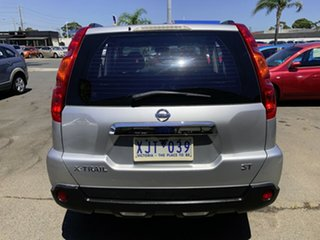 2009 Nissan X-Trail T31 MY10 ST Silver 1 Speed Constant Variable Wagon
