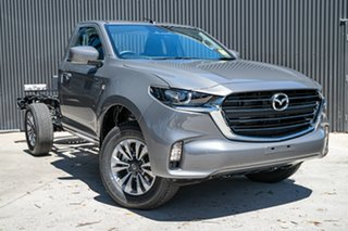 2020 Mazda BT-50 TFS40J XT Concrete Grey 6 Speed Sports Automatic Cab Chassis.