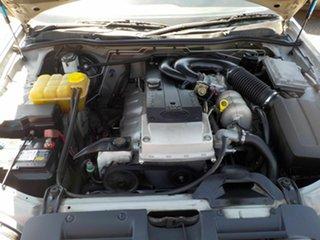 2004 Ford Falcon BA XT Silver 4 Speed Auto Seq Sportshift Sedan