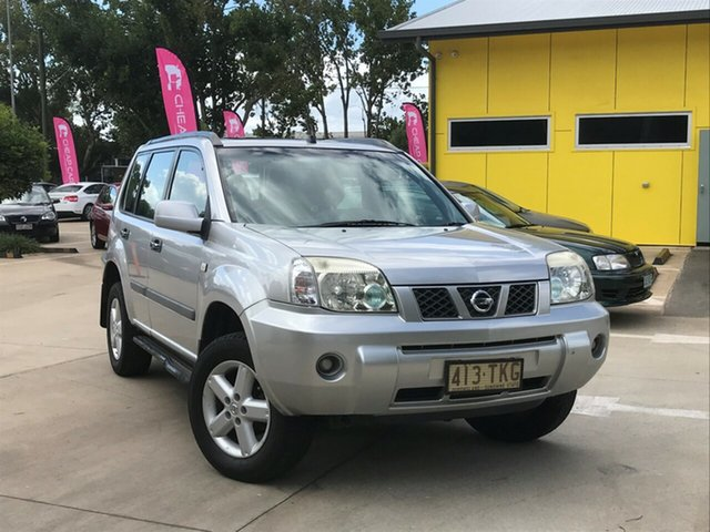 Used Nissan X-Trail T30 II MY06 ST-S X-Treme Toowoomba, 2007 Nissan X-Trail T30 II MY06 ST-S X-Treme Silver 4 Speed Automatic Wagon