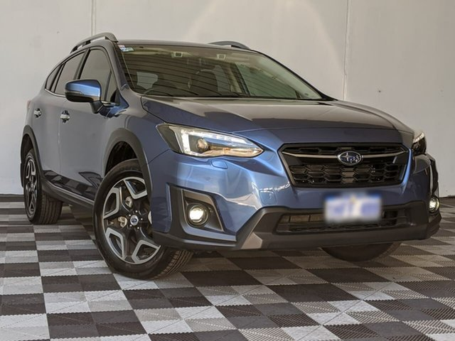 Used Subaru XV G5X MY20 2.0i-S Lineartronic AWD Victoria Park, 2020 Subaru XV G5X MY20 2.0i-S Lineartronic AWD Blue 7 Speed Constant Variable Wagon