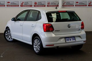 2015 Volkswagen Polo 6R MY15 81 TSI Comfortline 6 Speed Manual Hatchback.