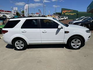 2013 Ford Territory SZ TX (RWD) White 6 Speed Automatic Wagon