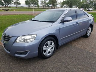 2009 Toyota Aurion GSV40R AT-X Grey 6 Speed Sports Automatic Sedan.