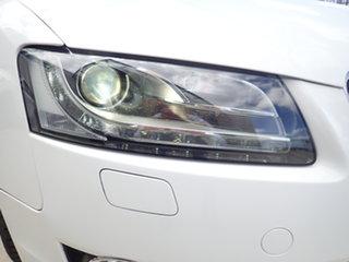 2010 Audi A5 8T Sportback 2.0 TFSI Quattro White Satin 7 Speed Auto Direct Shift Hatchback.