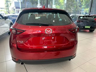 2020 Mazda CX-5 KF4WLA Touring SKYACTIV-Drive i-ACTIV AWD Soul Red Crystal 6 Speed Sports Automatic