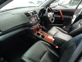 2010 Toyota Kluger GSU45R MY11 Grande AWD Grey 5 Speed Sports Automatic Wagon