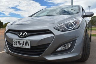 2013 Hyundai i30 GD Active Grey 6 Speed Sports Automatic Hatchback