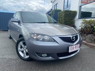 2005 Mazda 3 BK10F1 Maxx Sport Grey 4 Speed Sports Automatic Sedan