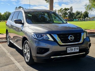 2019 Nissan Pathfinder R52 Series III MY19 ST+ X-tronic 4WD Grey 1 Speed Constant Variable Wagon.