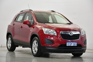2014 Holden Trax TJ MY15 LS Red 5 Speed Manual Wagon