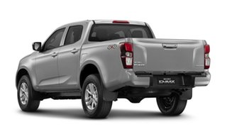 2020 Isuzu D-MAX RG MY21 LS-M Crew Cab Mercury Silver 6 Speed Sports Automatic Utility