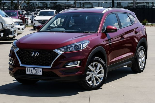 Used Hyundai Tucson TL4 MY20 Active X 2WD Narre Warren, 2019 Hyundai Tucson TL4 MY20 Active X 2WD Red 6 Speed Automatic Wagon