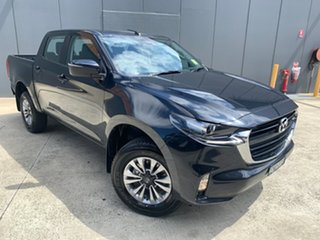 2020 Mazda BT-50 TFS40J XT Gun Blue 6 Speed Manual Utility.