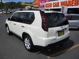 2008 Nissan X-Trail T31 TI (4x4) White 6 Speed Manual Wagon.