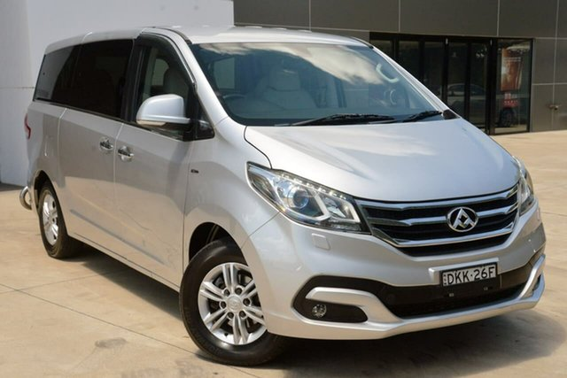 Used LDV G10 SV7A Tuggerah, 2016 LDV G10 SV7A Silver 6 Speed Sports Automatic Wagon