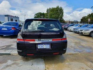 2007 Honda Odyssey 3rd Gen MY07 Luxury Black 5 Speed Sports Automatic Wagon