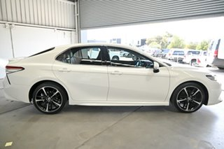 2018 Toyota Camry GSV70R SX White 8 Speed Sports Automatic Sedan