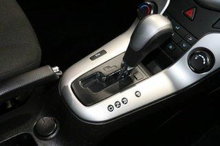 2012 Holden Cruze JH MY12 CD White 6 Speed Automatic Sedan