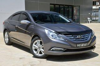 2011 Hyundai i45 YF MY11 Elite Grey 6 Speed Sports Automatic Sedan.