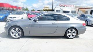 2007 BMW 3 Series E92 335i Steptronic Grey 6 Speed Sports Automatic Coupe