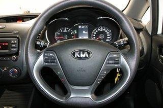 2018 Kia Cerato YD MY18 SI White 6 Speed Auto Seq Sportshift Sedan