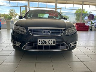 2010 Ford Falcon FG G6 Grey 6 Speed Automatic Sedan