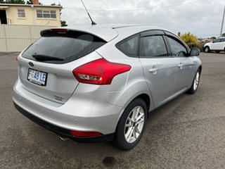 2016 Ford Focus LZ Trend Silver 6 Speed Automatic Hatchback.